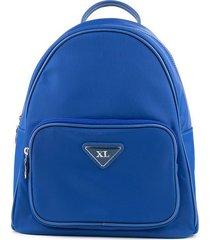mochila azul xl extra large milena