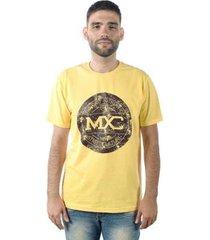 camiseta mxc brasil street culture - masculino