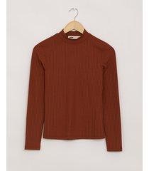 sweater marrón system lorey