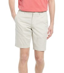 brax bristol flat front chino shorts, size 56 in sand at nordstrom