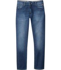 calça dudalina jeans dark blue reservas masculina (jeans escuro, 48)