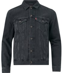 jeansjacka the trucker jacket liquorice