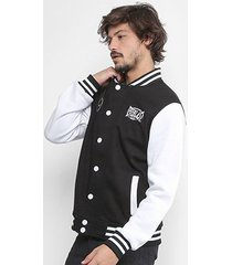 moletom everlast college masculino