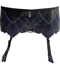 ambra lingerie grand arche jarretels blauw 3325