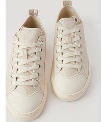 zouri shoes klassiska sneakers - offwhite