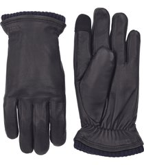 hestra navy john gloves |navy| 23570-280