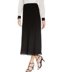 msk midi a-line skirt