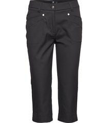 lyric capri 74 cm sport pants zwart daily sports