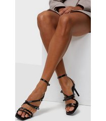 only onlalyx-3 pu heeled sandal high heel