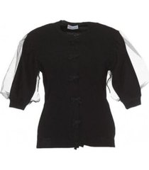 3-4 abul tricots sleeve jacket