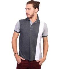 camisa polo golf club listrada