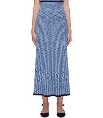 sensibility' knit maxi skirt
