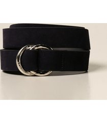 eleventy belt eleventy belt in suede