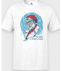 koszulka santa hipster