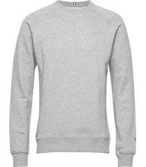 calais sweatshirt sweat-shirt trui grijs les deux