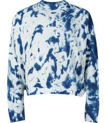 hot tie dye sweatshirt,