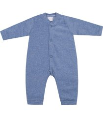 macacão pijama miniclo azul