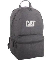 mochila hombre escola gris cat