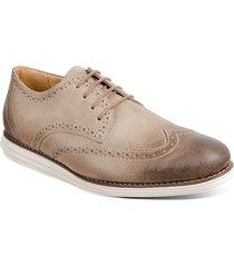 61159ea28 Sapatos - Masculino - Com Detalhes - Camurça - Nude - 3 produtos ...