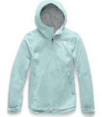 chaqueta allproof stretch celeste the north face