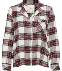 anf womens intimates & sleep pyjamas röd abercrombie & fitch