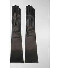 manokhi plain gloves