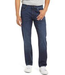 men's dl1961 avery modern straight leg jeans, size 36 x 34 - blue
