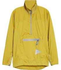 men's and wander w weave windy water repellent packable pullover