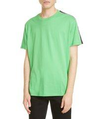 men's givenchy logotape t-shirt