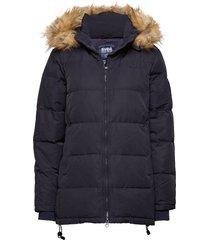alicia new jacket fodrad jacka blå svea