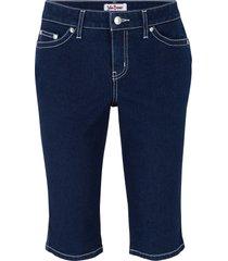 bermuda di jeans ultra morbidi (blu) - john baner jeanswear