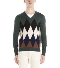 ballantyne classic diamond sweater