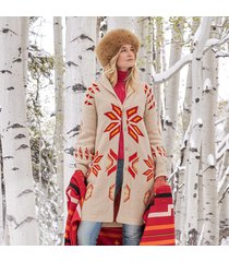 nordic sweater coat