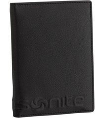 samsonite samsonite rfid passport wallet