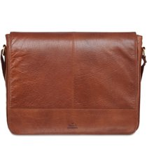 mancini arizona collection laptop/ tablet messenger bag