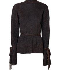 blusa fernanda (cobre, gg)