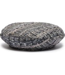 'cher' tweed beret