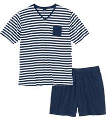pigiama estivo (blu) - bpc bonprix collection