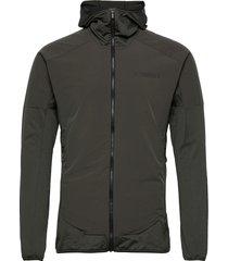 skyclimb fl j sweat-shirts & hoodies fleeces & midlayers grå adidas performance