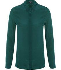 camisa feminina lica - verde