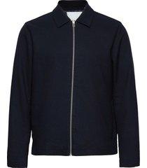 josh blazer jacket overshirts blauw casual friday