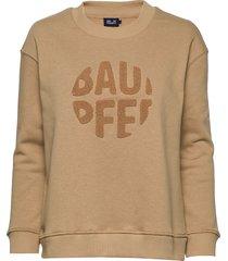 jaala sweat-shirt trui beige baum und pferdgarten