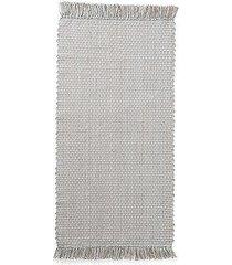 dywan chodnik bawełniany concept szary