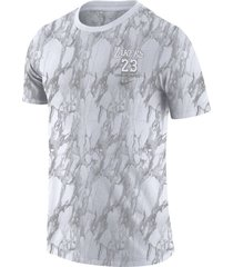 camiseta baloncesto nike hombre ct3971-100 blanco