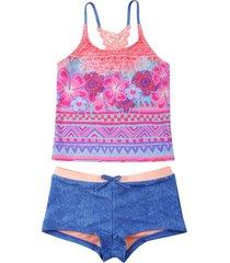 tankini coral h2o wear