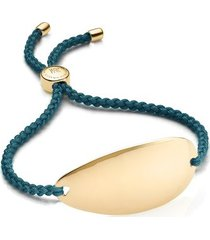 gold nura friendship bracelet