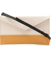 osklen bolsa small envelope - neutro