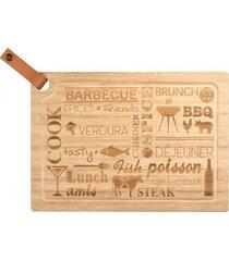 deska bambusowa barbecue