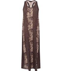'ami' patterned dress