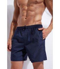 calzedonia men's swim trunks formentera man blue size l